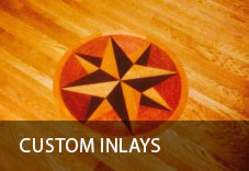 Hardwood Flooring Pittsburgh Custom Inlays
